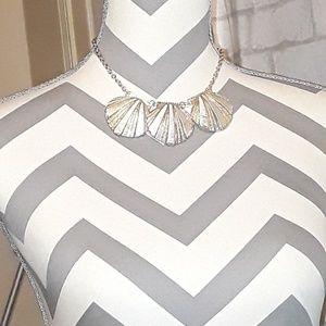 Seashell Statement Necklace
